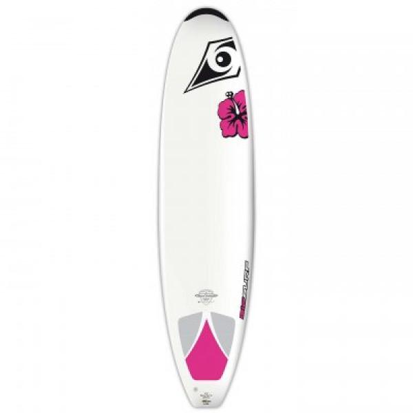 "Bic 7'9"" Natural Surf Wahinee Surfboard"