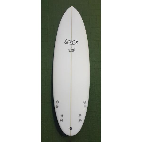 Shane Easy Rider 6'4 Surfboard
