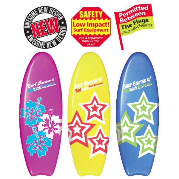 Surf Buster 4' Junior Surfboard