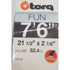 Torq 7'6 Graphic Art Funboard