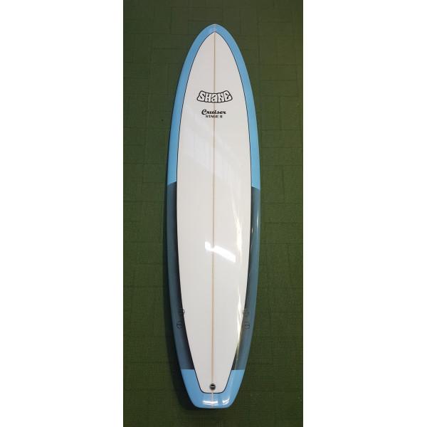 Shane 7'2 Cruiser Surfboard