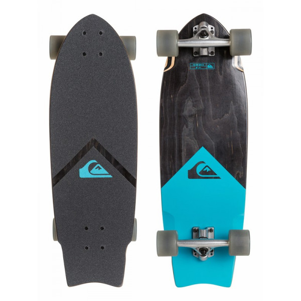 Quick silver  The New Wave Skateboard