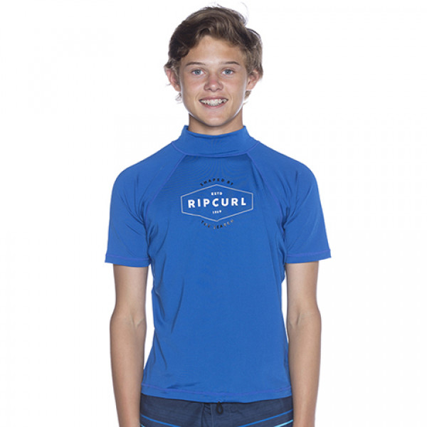 Rip Curl Kids Relaxed S/S Rashie