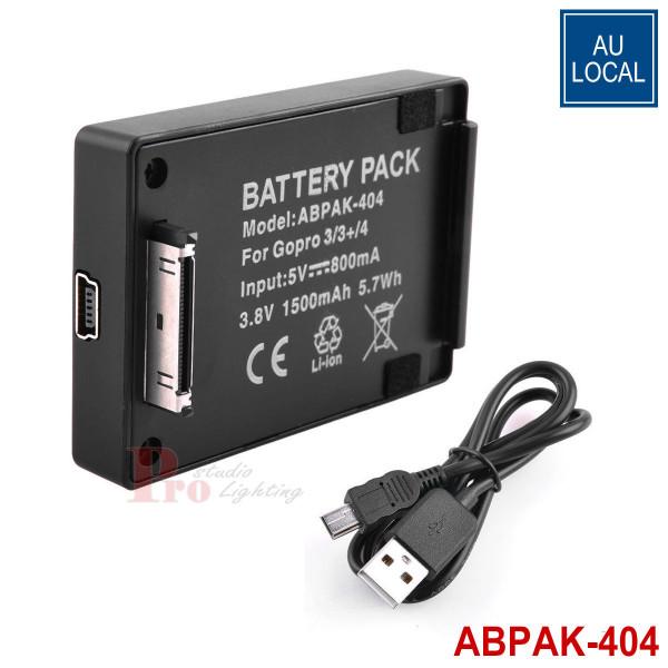 Go Pro Battery BacPac (Hero3)