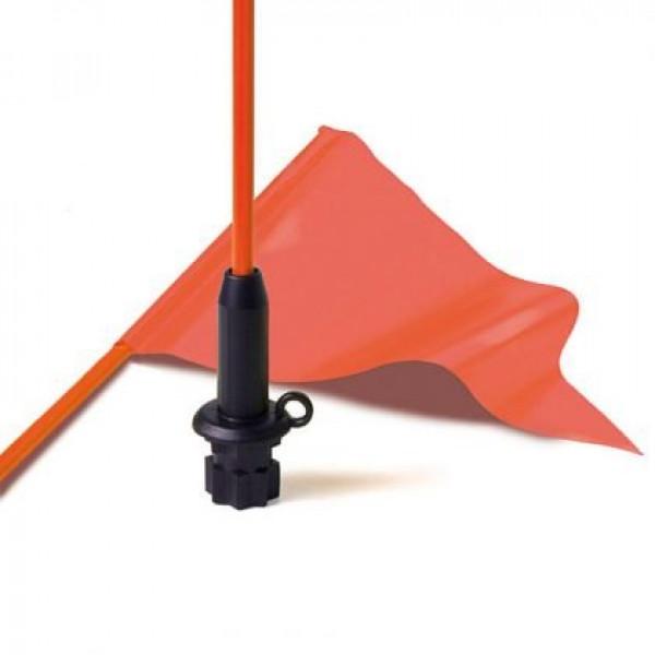 RB Flag Whip & Pennant Black Base
