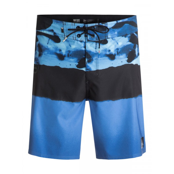 """QS Blocked Camo Youth 17"""" Boardies (28)"""