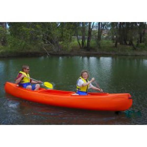 Bushranger 2 Seater Canoe