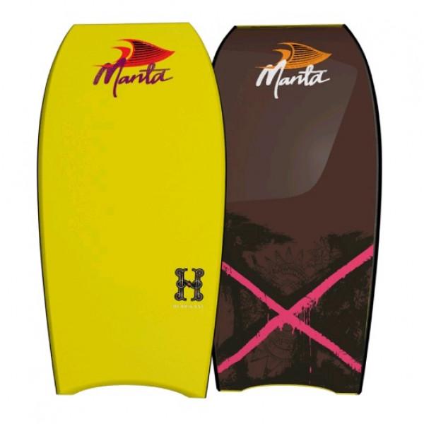 "Manta Hurricane 40"" Bodyboard"