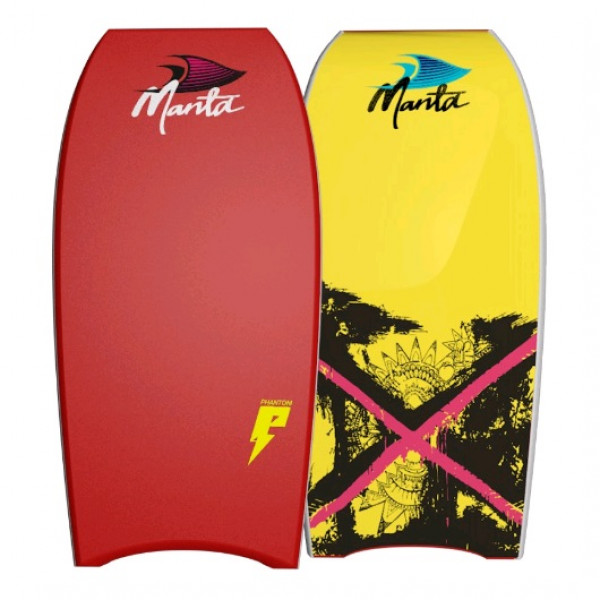 "Manta Phantom 42"" Bodyboard"
