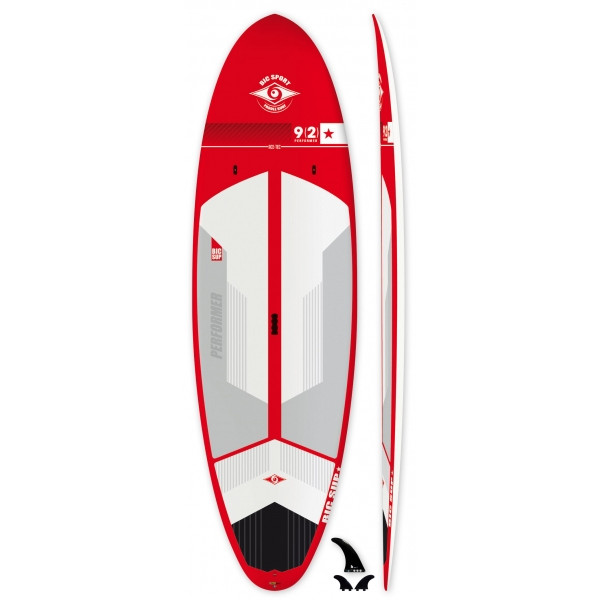 BIC 9'2 Performer Red SUP