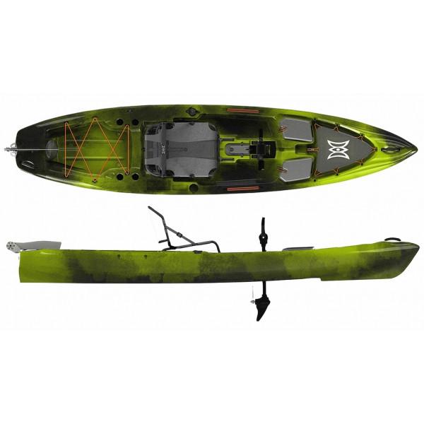 Perception Pilot 12.0 pedal Kayak