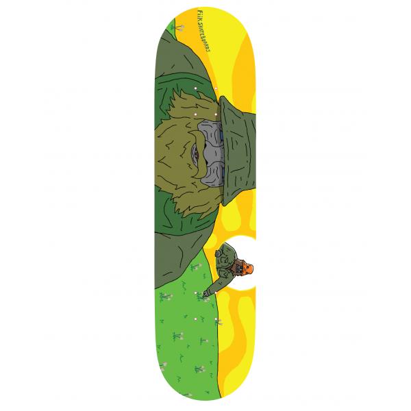 "FIIK Donny 8"" Skate Deck"
