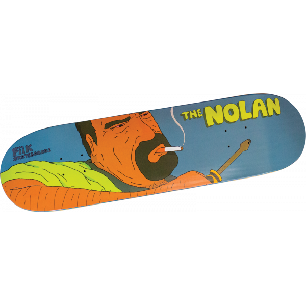 "FIIK Nolan 8.5"" Skate Deck"