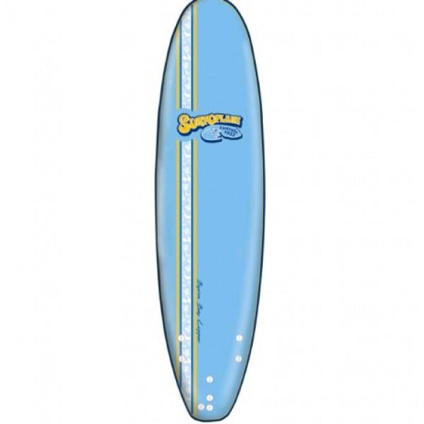 Surfoplane 8' Byron Logger Soft Board