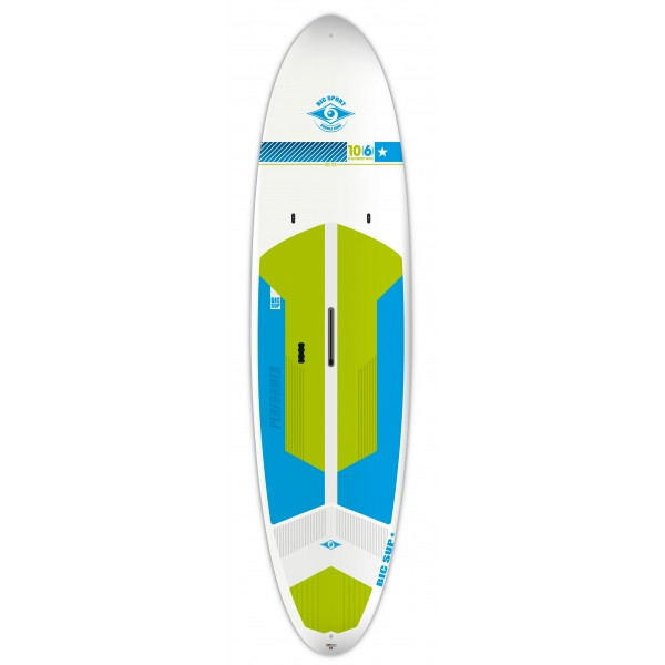 BIC 10'6 Wind SUP (w/o daggerboard)