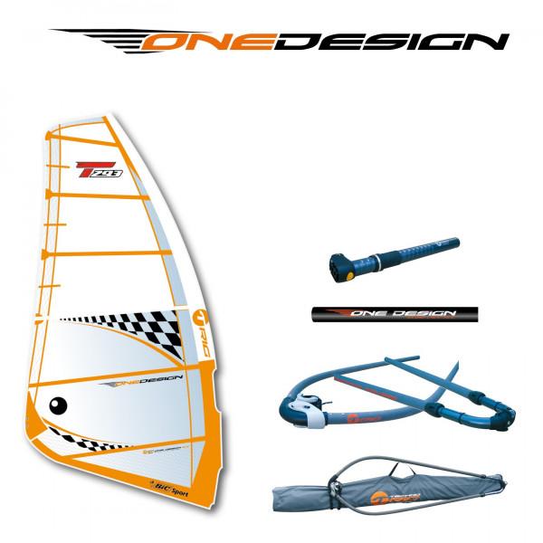 Bic OD T293 6.8m Sail