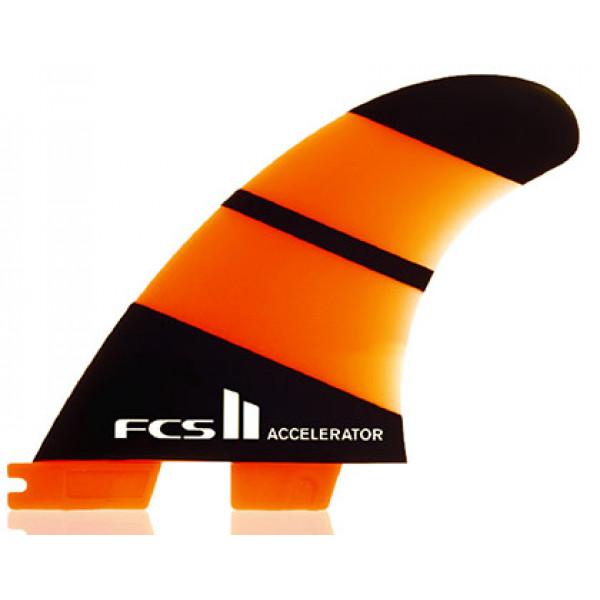 FCS II Accelerator Neo Glass Tri (medium)