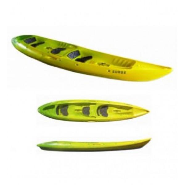 Mission Surge Double SOT Kayak