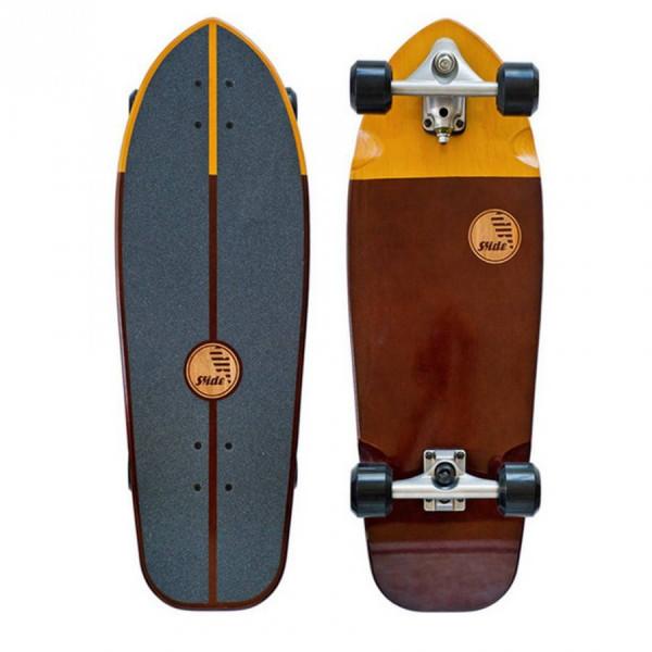 """Slide Brown Hog 30"""" Surf/Skate"""