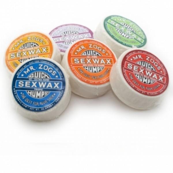 Sex Wax Quick Humps (Cool) (W15)