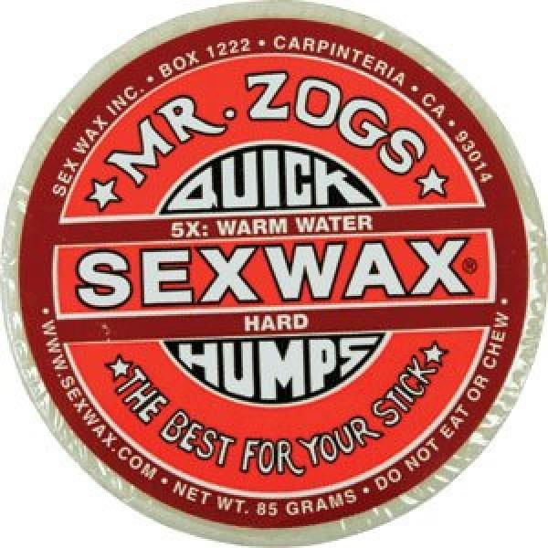 Sex Wax Quick Humps (Warm)