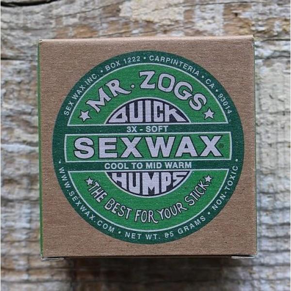 Sex Wax Quick Humps (Cool)